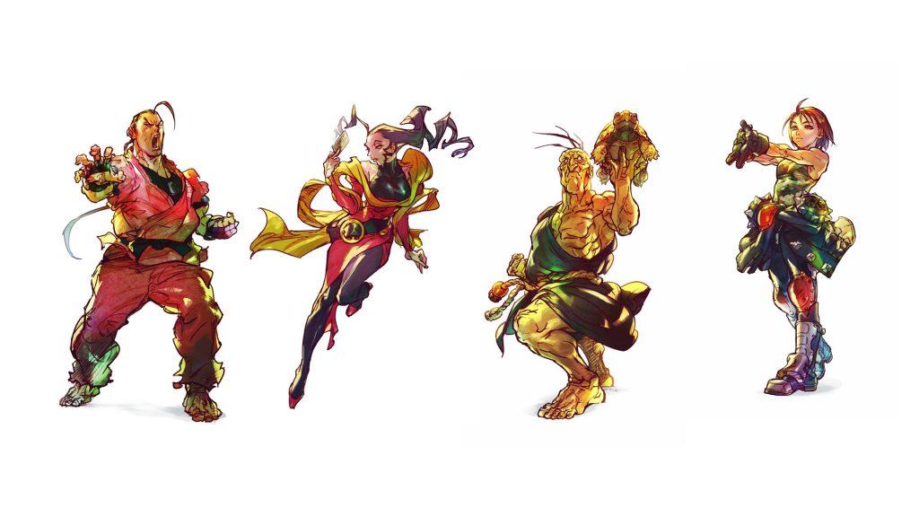 Capcom Unity Mobile