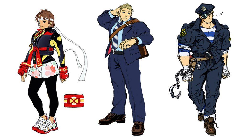Street Fighter V: Champion Edition - Concurso de diseño de disfraces