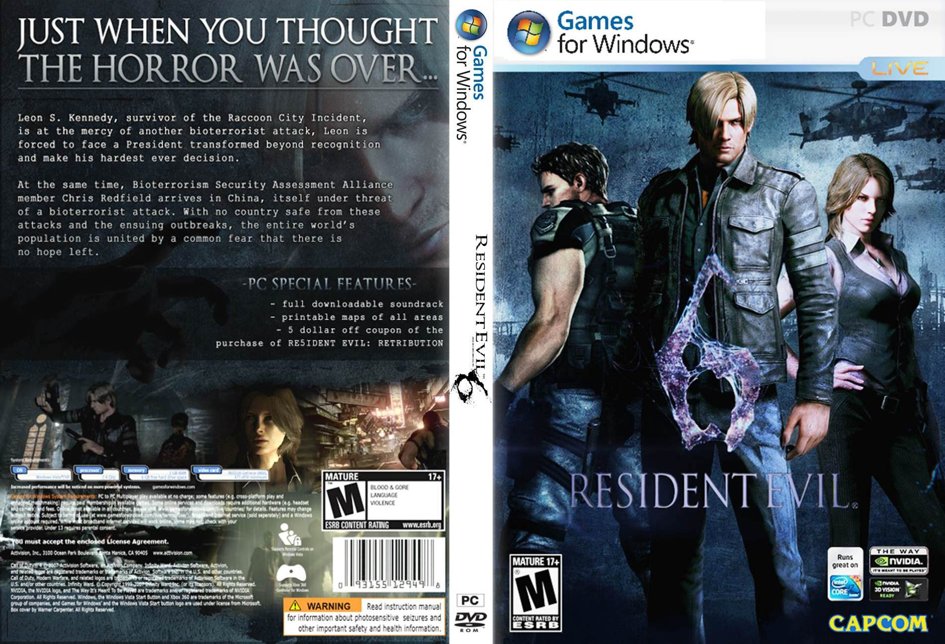How to get resident evil 6 complete pack for free on pc 2017.