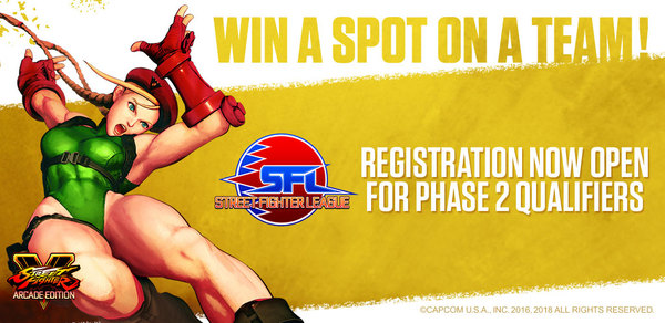 SFL Online Qualifier Phase 2