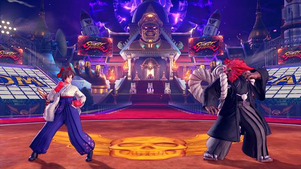 CPT 2018 Stage Sakura vs Akuma