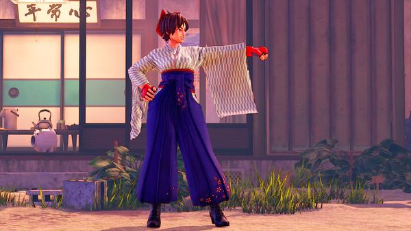 CPT 2018 DLC Sakura Costume
