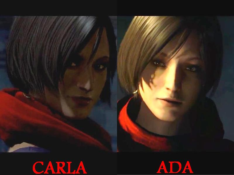 Media The Difference Between Ada And Carla Radames