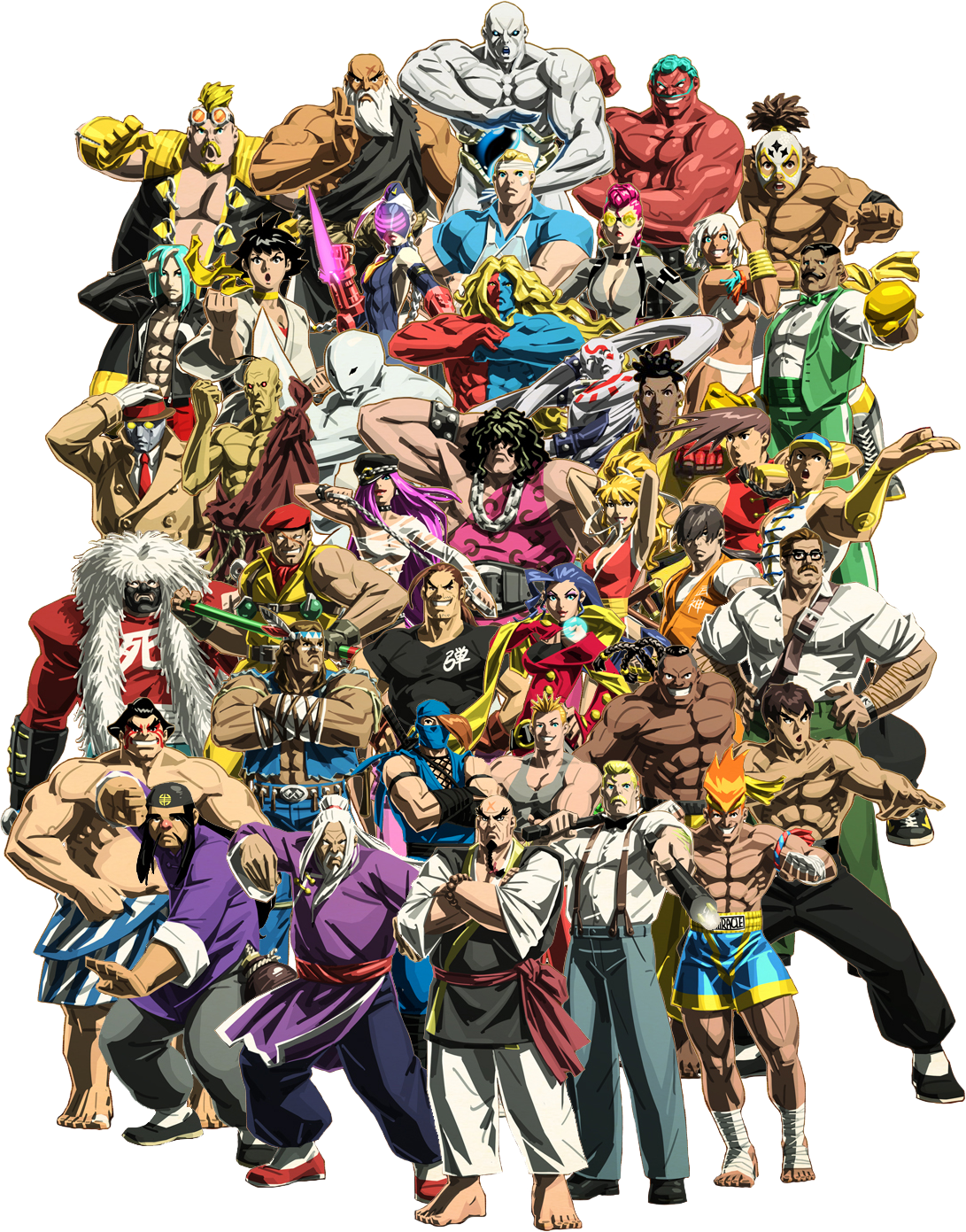 Sfv Character Request Anticipation Thread 2 0 Street Fighter V