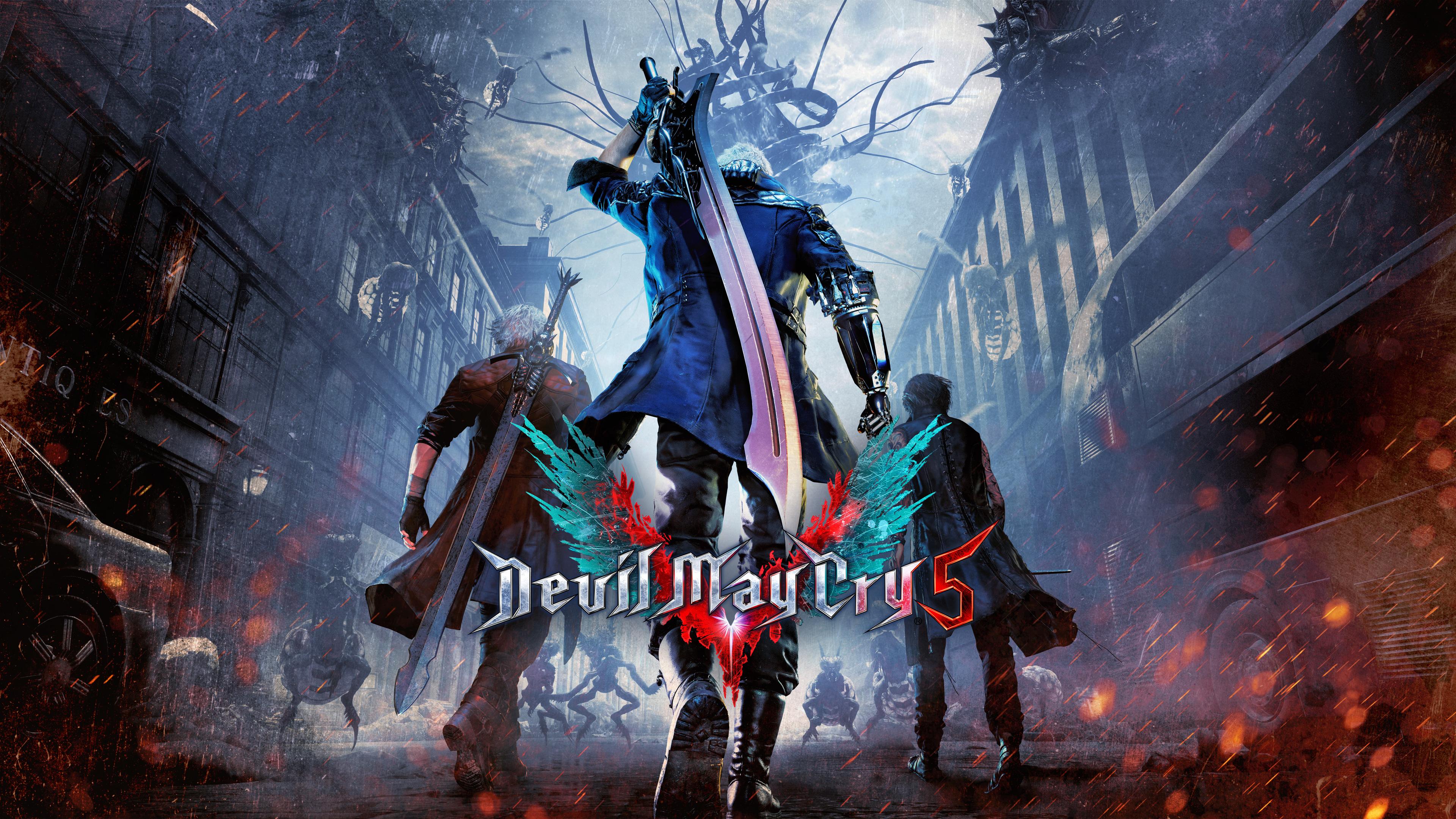 Devil May Cry 5 - Trailer de Anúncio