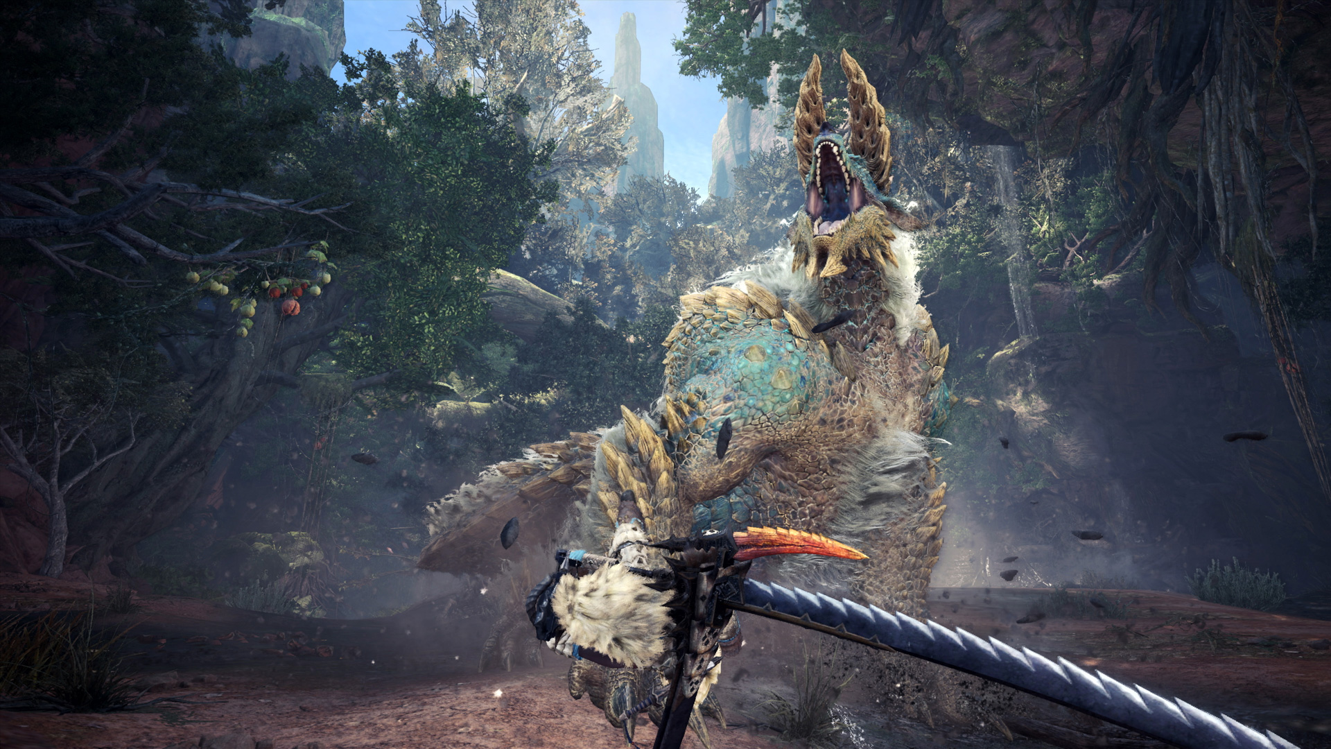 From A To Z Here S Every Monster Revealed For Monster Hunter World