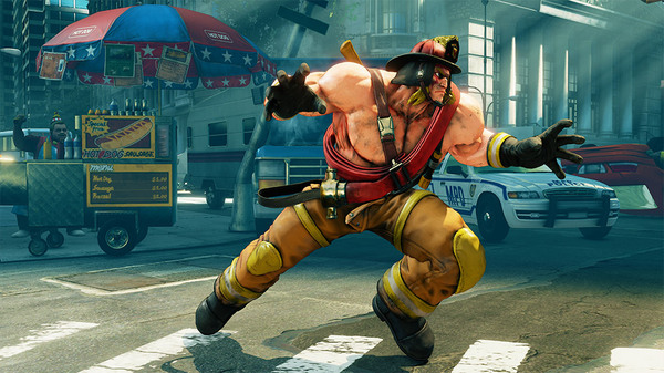 Work Costumes Coming to Street Fighter V!
