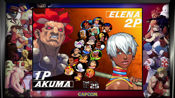 Street Fighter 30th Anniversary Collection Is Coming May 29