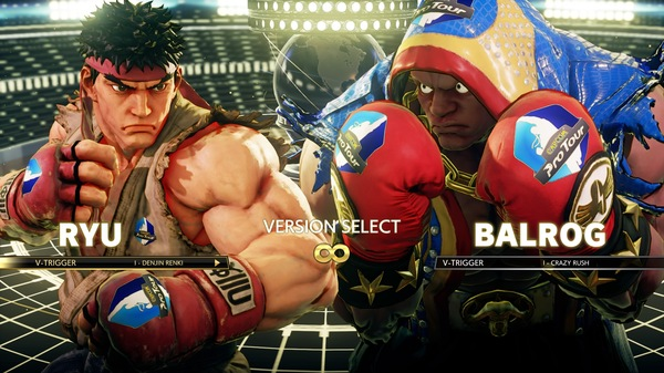 Fans React To Street Fighter 5 S In Game Ads Ign